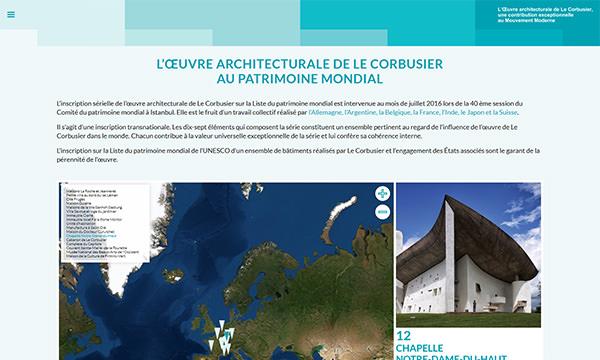 Le Corbusier – World Heritage